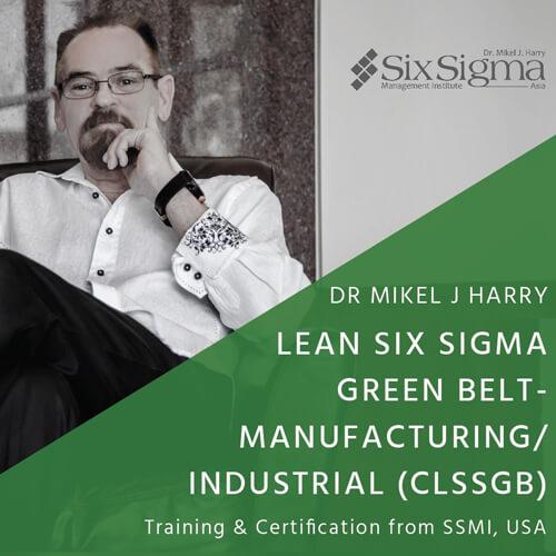 LSS GREEN BELT (Manufacturing)